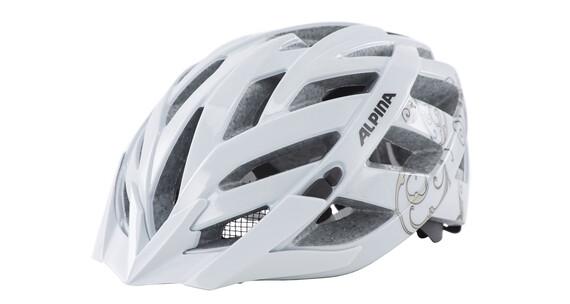 Alpina Panoma helm wit